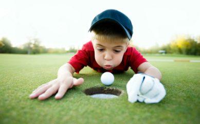 Find en fritidsinteresse til dit barn