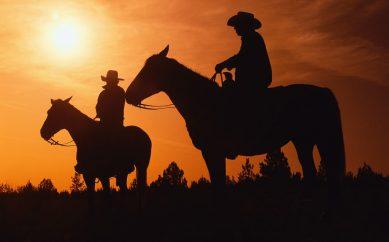 Ingen cowboy uden en hat