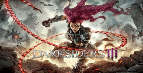Julegaveide: Darksiders III til PC