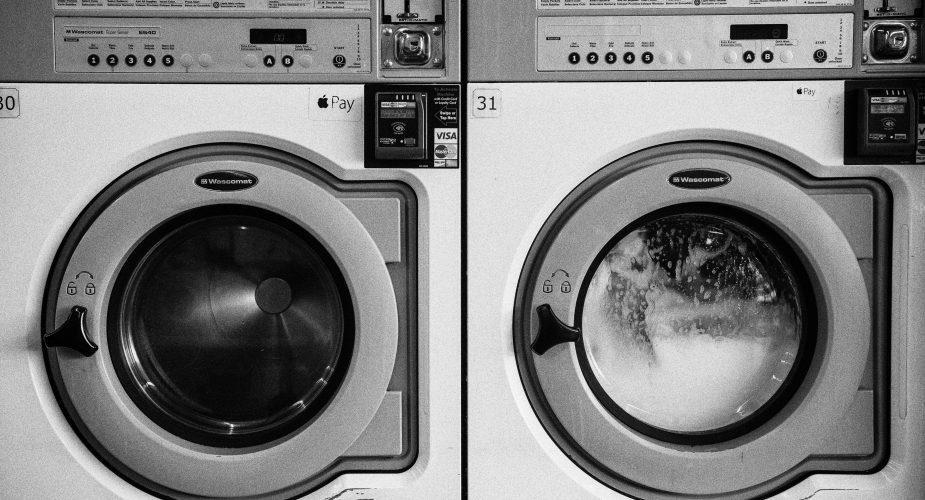 En vaskemaskine er en nødvendighed i dagligdagen